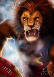 Melbourne Lion
