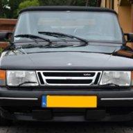 Black Saab