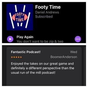 Footy Time Review