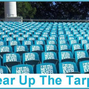 Never Ever Tear Up The Tarps