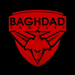 Baghdad Bombers Logo