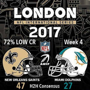 London week 4 consensus