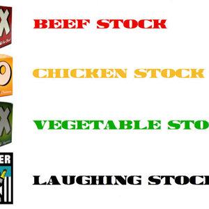 International Laughing Stock