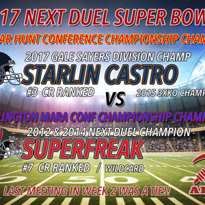 ND17 Super Bowl X