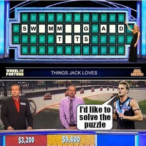 Jacks Watts Wheel of Fortune