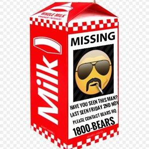 Missing Argas