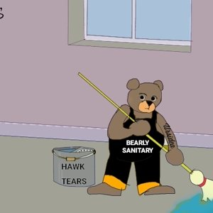 Bearly Sanitary