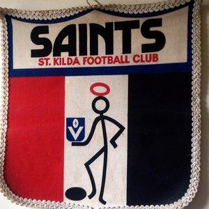 Vintage Saints Memorabilia