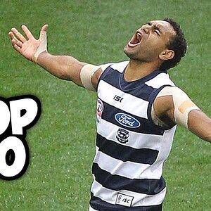 AFL Grand Final - Top 10 Geelong Goals